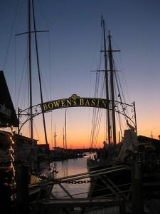 Bowen's Basin, Newport, Rhode Island