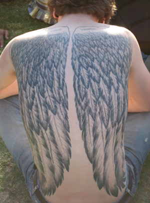 Coachella Valley Music Festival, tattoo
