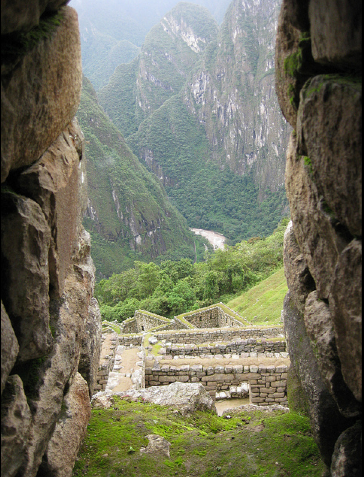 Machu Picchu, Peru -- UNESCO World Heritage site