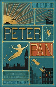 Peter Pan, Sir James M. Barrie