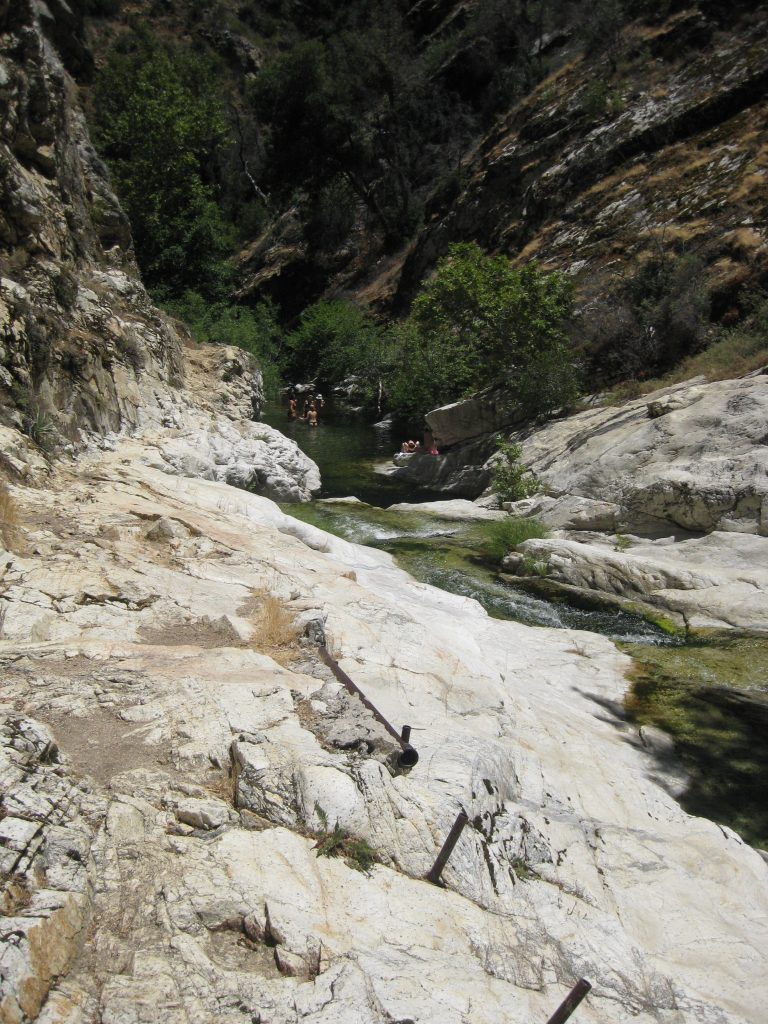 Tassajara: Bathing in the Narrows