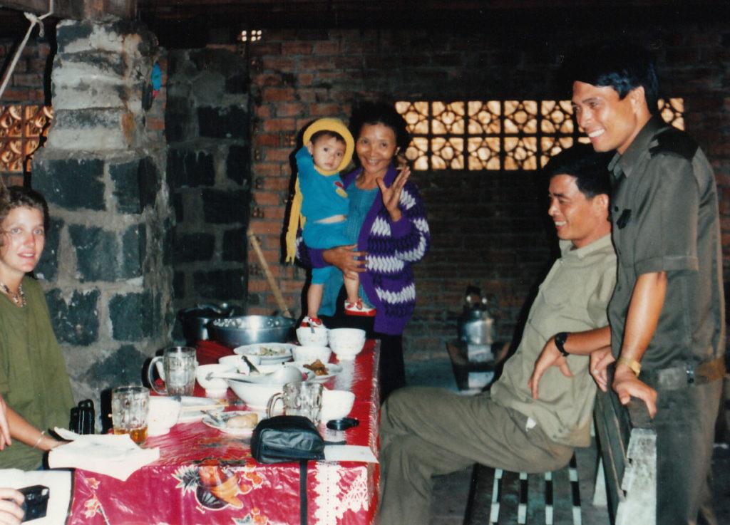 Miss Helen in Vietnam