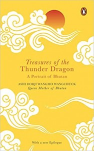 Treasures of the Thunder Dragon book by Dorji Wangmo